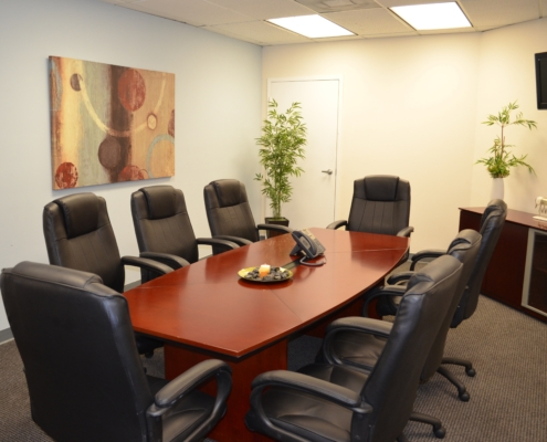 Luxury Conference Room