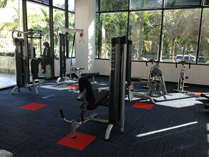 Gym Area Executive Office