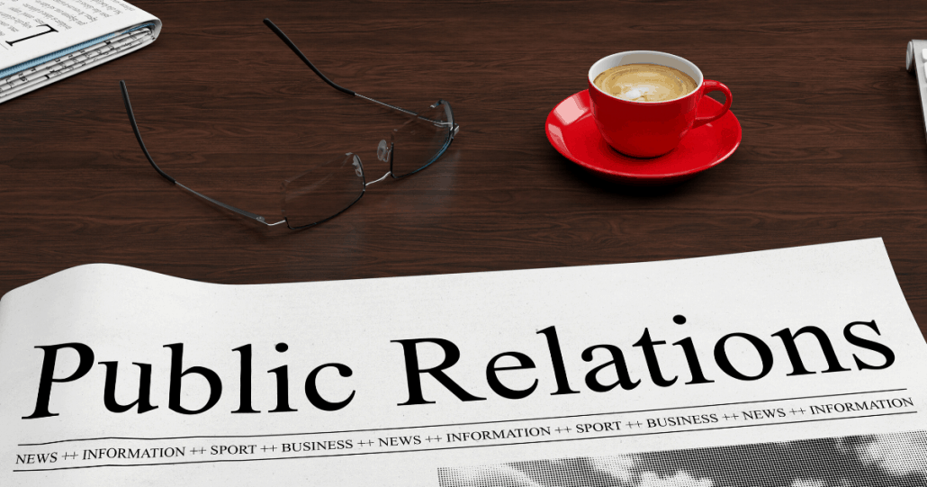 small business public relations