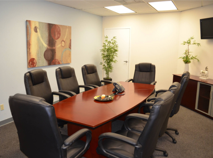 Luxury Conference Rooms